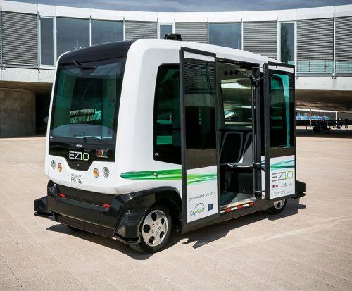 Автобус EZ-10