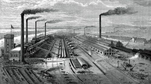 Судя по всему, потепление климата, которое мы наблюдаем сегодня, началось невдвадцатом веке, агораздо раньше— во время промышленной революции.