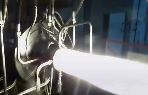 В России успешно испытали детонационный жидкостный ракетный двигатель