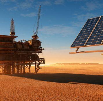 Облик мировой энергетики постепенно меняется