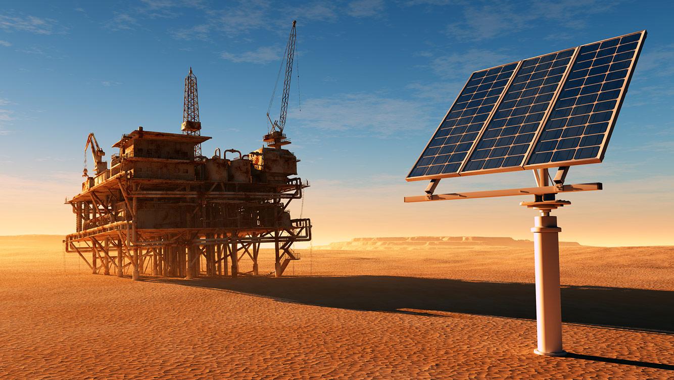 Облик мировой энергетики постепенно меняется.