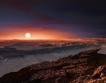 У ближайшей кСолнцу звезды открыли «вторую Землю»