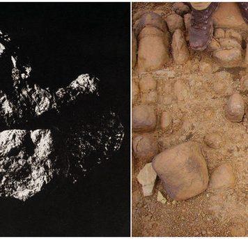 Гейдельбергский человек любил швыряться камнями