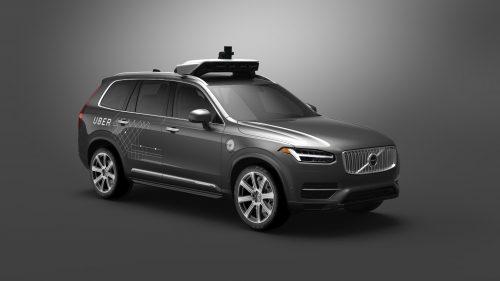 Беспилотные автомобили, рождённые врезультате сотрудничества Uber иVolvo, появятся надорогах уже вэтом месяце.