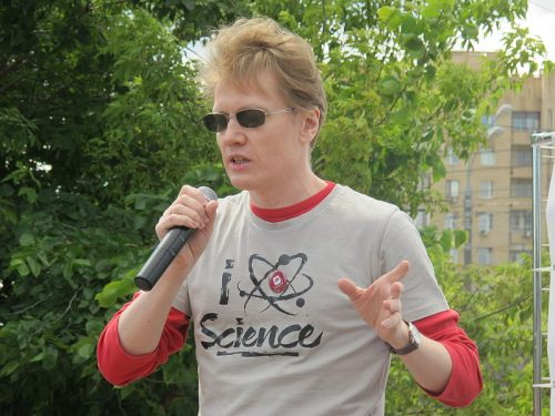 Профессор Сергей Борисович Попов, астрофизик