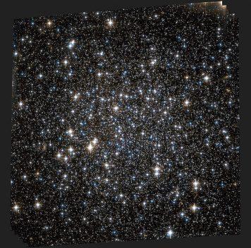 При помощи компьютерного моделирования учёные открыли сотни чёрных дыр