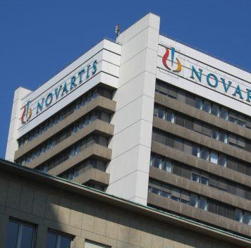 Перестановки иувольнения вфармацевтическом гиганте Novartis