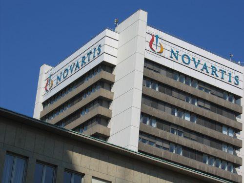 Офис Novartis