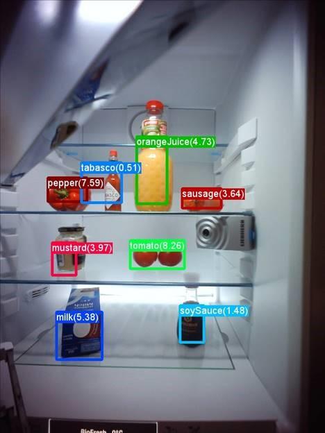 Система распознавания объектов вSmartDeviceBox