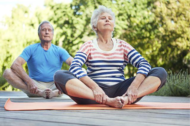 Здоровый образ жизни— это прекрасно, но врождённые механизмы старения всё равно непозволят бегать от смерти вечно.