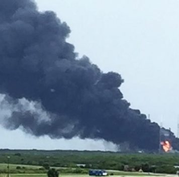 Взрыв Falcon— самый значительный провал вистории компании SpaceX