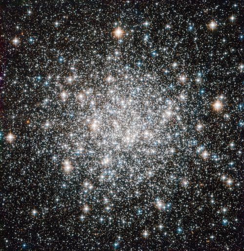 Звёздное скопление Мессье 68