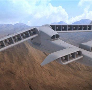 В Uber исследуют возможность создания беспилотного аэротакси