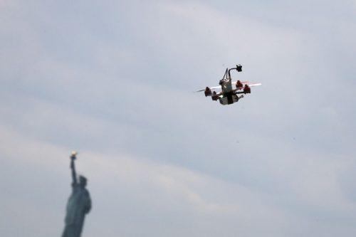 Лети, дрон, лети