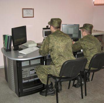 В России появилась военная компьютерная сеть