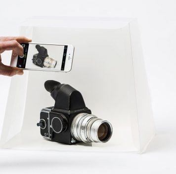 Смартфоны всё чаще используются даже в тех отраслях, где ещё недавно применялись почти исключительно профессиональные зеркальные камеры