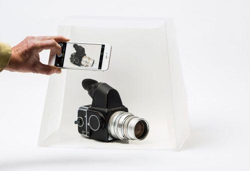 Смартфоны всё чаще используются даже втех отраслях, где ещё недавно применялись почти исключительно профессиональные зеркальные камеры