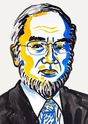 Ёсинори Осуми. Лауреат Нобелевской премии по физиологии имедицине 2016 года.