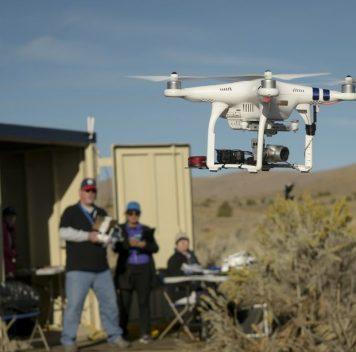 НАСА хочет сделать полёты дронов безопасными