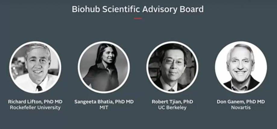Научный совет Биохаба