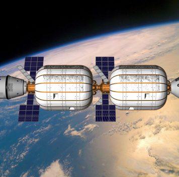 Частные космические станции