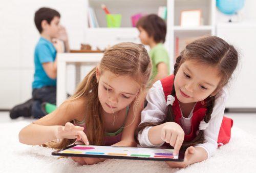 Как сделать так, чтобы планшет приносил ребёнку пользу, ане вред?