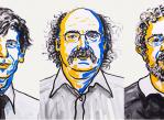 Лауреаты Нобелевской премии по физике 2016.
