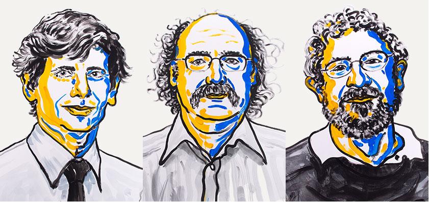 Нобелевскую премию по физике за 2016 год получили Дэвид Таулес, Дункан Холдейн иДжон Майкл Костерлиц.