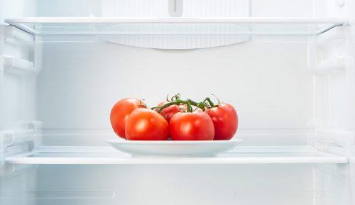 Учёные разобрались, почему упомидоров вхолодильнике портятся вкус иаромат
