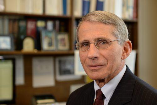 Энтони Фаучи, директор Национального института изучения аллергических иинфекционных заболеваний