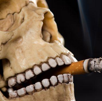 20 сигарет вдень равняются 150 мутациям влёгких
