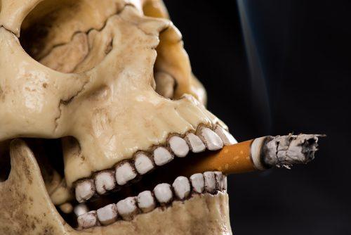 Курение убивает. Это нечьё-то мнение, амедицинский факт