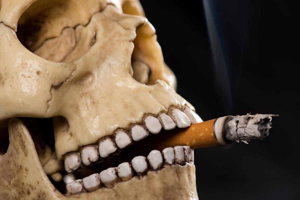 Курение убивает. Это нечьё-то мнение, амедицинский факт.