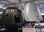 Макеты корабля «Федерация» на международном салоне МАКС 2013