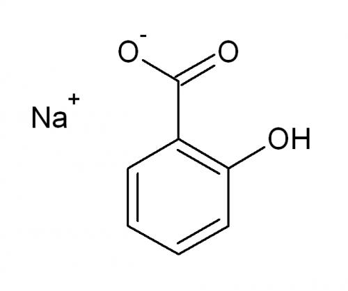 Салицилат натрия