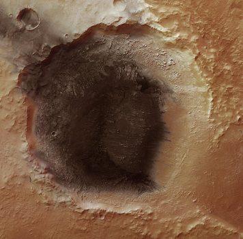 Метеориты рассказали оклимате красной планеты