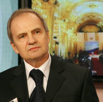 Глава КС Валерий Зорькин обеспокоен тенденциями кгендерному равенству