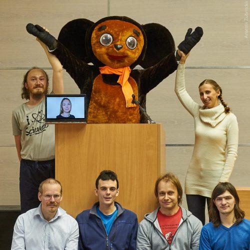 Чебурашка икоманда autosome.ru— победитель первого раунда ENCODE-DREAM Challenge.