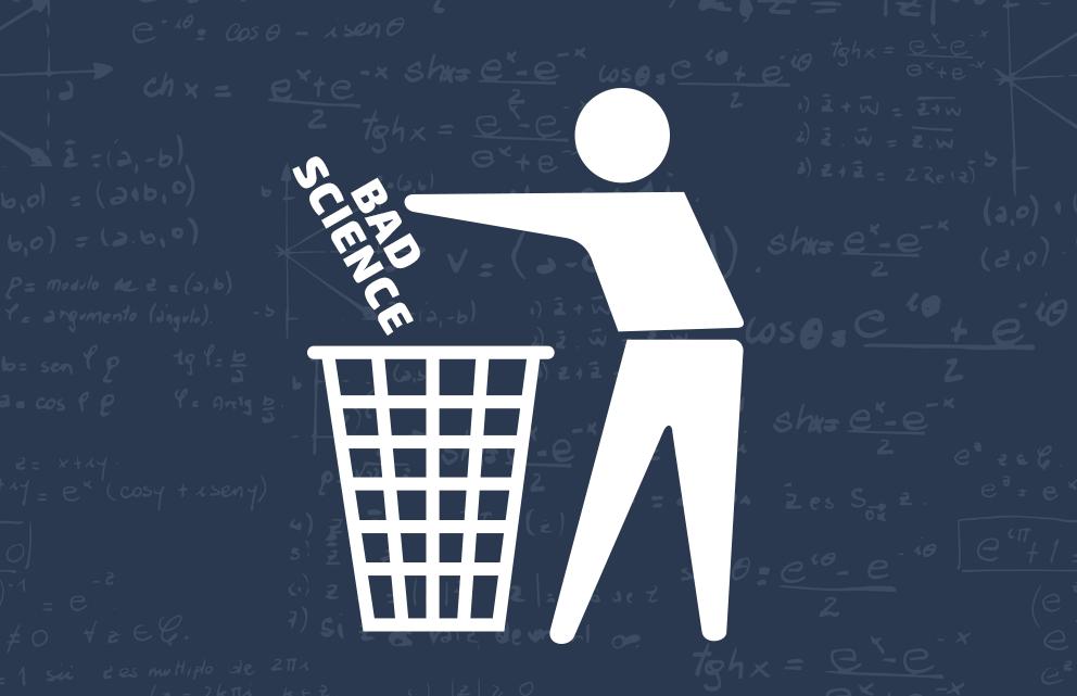 Наука самоочищается, опровергая ошибочные результаты исследований.