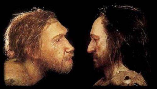 Неандерталец икроманьонец