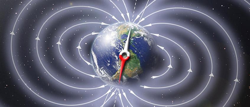 Классическая теория образования магнитного поля земли, кажется, опять неподтвердилась, да что ты будешь делать!