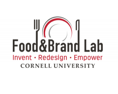 Логотип Лаборатории еды ибрендов Корнеллского университета.