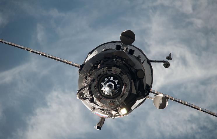 Космический грузовой корабль Прогресс