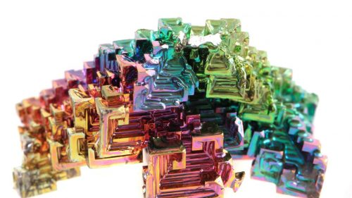 Кристаллический висмут