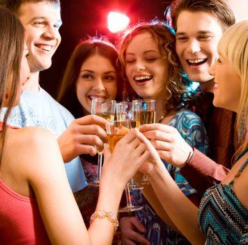 У подростков, злоупотребляющих алкоголем, уменьшается объём серого вещества