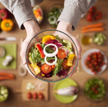 Эксперты Академии питания идиетологии сочли «грамотное» вегетарианство полезным