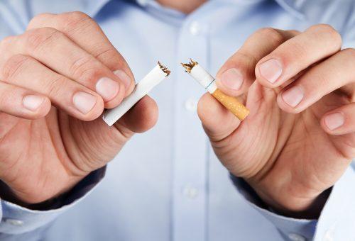 Выкуривая всего одну сигарету внесколько дней, можно нанести существенный вред организму иповысить риск преждевременной смерти