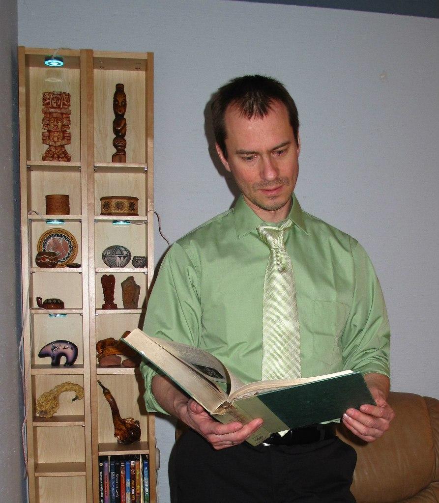 Константин Лесков.