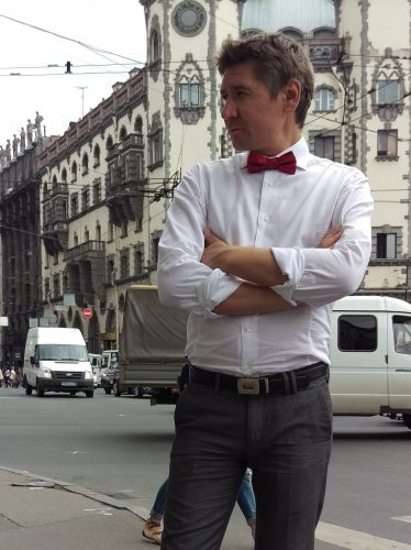 Михаил Родин.