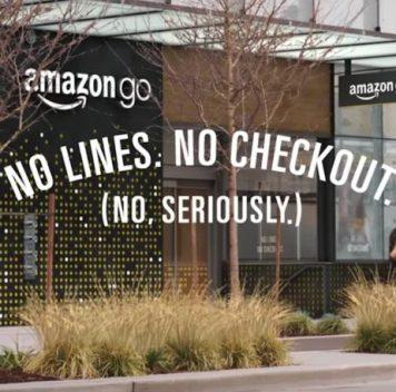 Amazon открыла магазин без кассиров, иэто ещё невсё